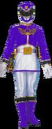 Purple Megaforce Ranger