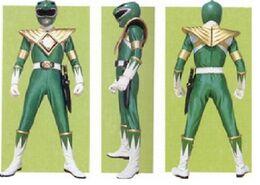 Зелёный Могучий Морфин