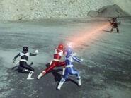 Blade Blaster MMPR LAZER!!!