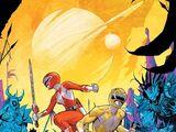 Go Go Power Rangers Issue 14