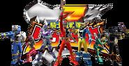 Kishiryu Sentai Ryusoulger (all 7) in Super Sentai Legend Wars