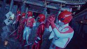 Red Warrior Team