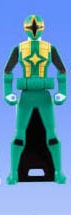 Shurikenger Ranger Key
