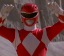 Red Mighty Morphin Power Ranger
