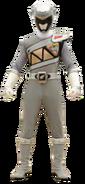 Gray Dino Charge Ranger