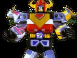 Galaxy Megazord