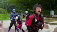 Yoko as Hiromu