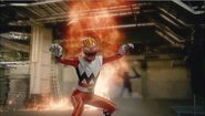 Gokai Change 35 GingaRed
