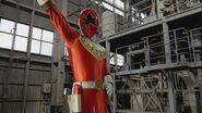 Gokai Change 35 OhRed