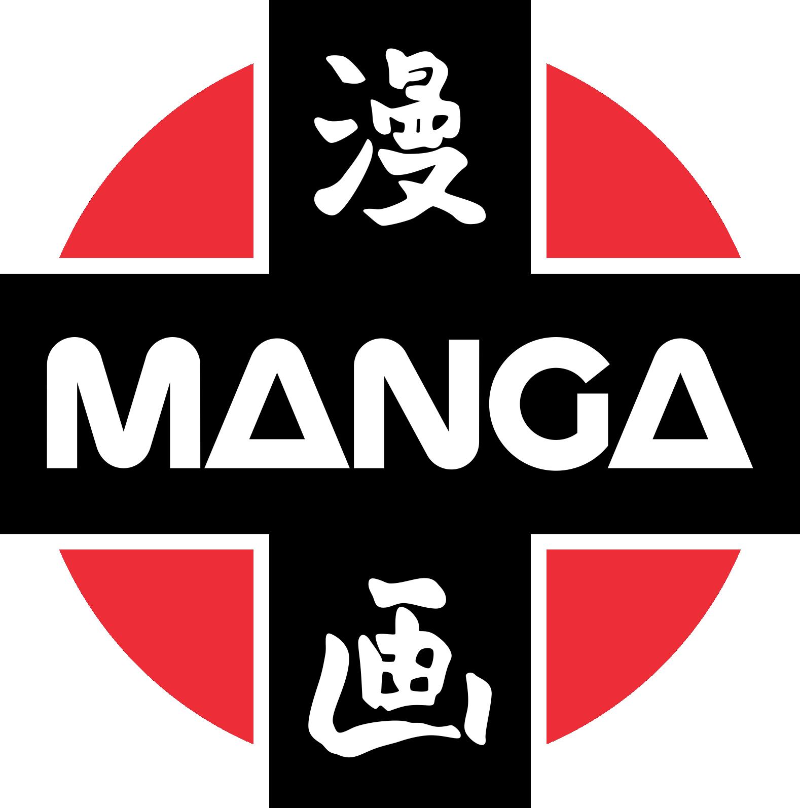 logo manga