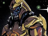 Goldar/2016 comic