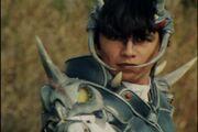 Maskman Akira EmperorFencerUnas