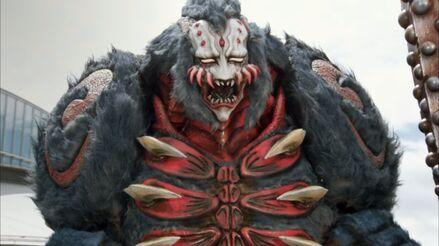 Kingugon of the Bigfoot