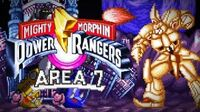 Mighty Morphin Power Rangers (SNES) - Area 7