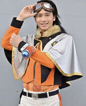 Takamichi Carat costume