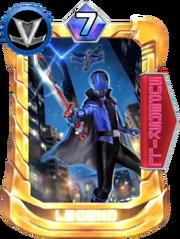 LupinBlue Card in Super Sentai Legend Wars