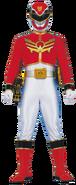 Red Megaforce Ranger