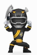 Black Wild Force Ranger in Power Rangers Dash