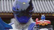 Fake Ookami Blue