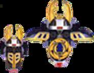 Navy Thunder Morpher