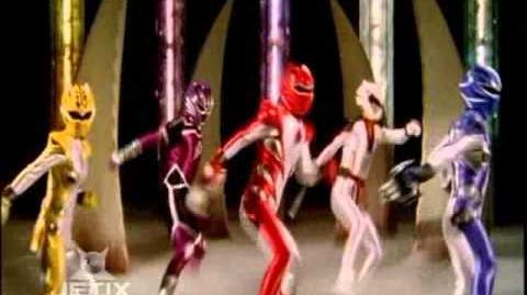 Power Rangers Jungle Fury - Дикое Стадо Финальная Атака