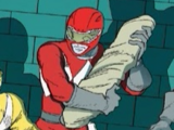 Red Mutant Ranger