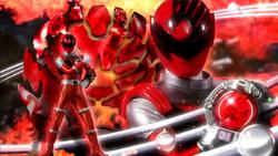 Shishi Red