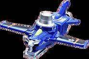KSL-Blue Dial Fighter