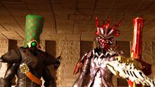 KSR-Saden & Pricious infiltrates the Sky Temple