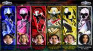 Power rangers ninja steel by andiemasterson-dbysahs