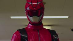 Red Buster & Red Beast Morphers Ranger