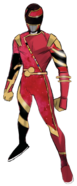Red Solar Ranger