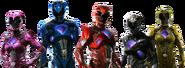 Power Rangers Zordon 2017 (Team)
