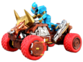 SSN-Bison King Buggy