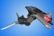 Scissors Dial Fighter (Attack Mode)