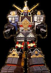 Shogun Megazord & Muteki Shogun