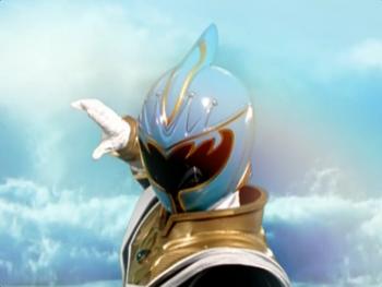 Blue Legend Warrior