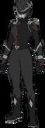 Black Hyperforce Ranger