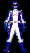 Blue Overdrive Ranger