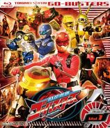 Go-Busters Blu-ray Vol 1