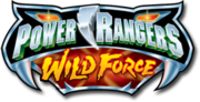 Power Rangers Wild Force Logo