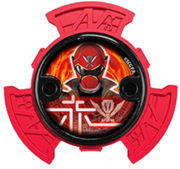 Super Megaforce Red Ninja Power Star