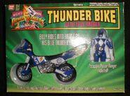 Thunder Bike with Blue Ranger