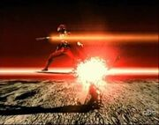 Venjix gets hit