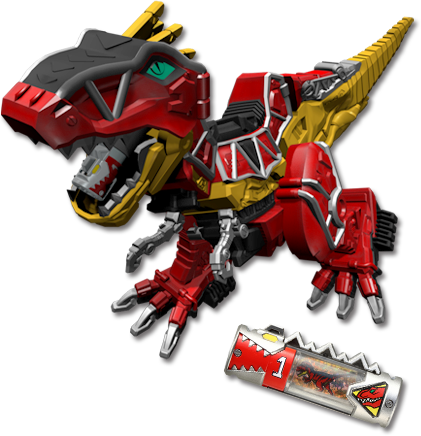 T-Rex Zord | RangerWiki | FANDOM powered by Wikia