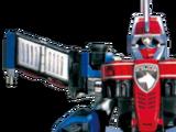 Tokusou Gattai DekaWing Robo
