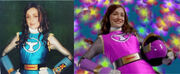 All About Beevil Pink Ranger Before After