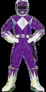 Purple Mighty Morphin Ranger