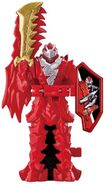 Red RyuSoul (TV-magazine Ver.) (Knight Mode)
