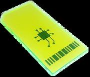 Psycho Ranger Data Card